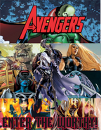 Avengers (Captain America) Number 3 Variant 2