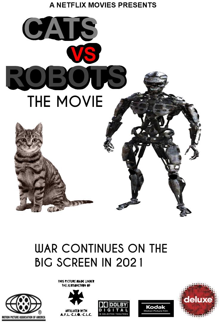 Cats vs. Robots: Movie