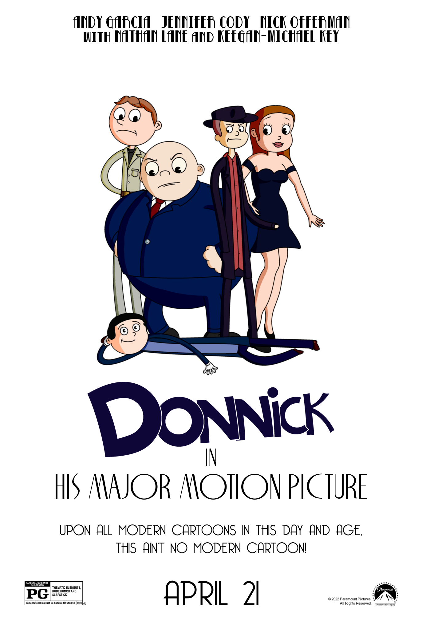Donnick's Major Motion Picture