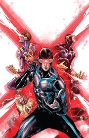 House of X Vol 1 1 Character Decades Variant Textless.jpg