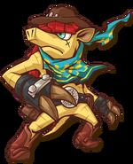 Dillon (The Last Ranger Artwork)