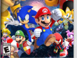 Mario and Sonic: Worlds in Danger