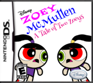 A Tale of Two Zoeys DS cover art