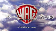 Warner Animation Group 5 Years