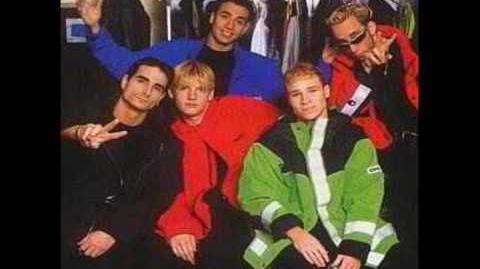 """""""Christmas Time"""" - Backstreet Boys"""
