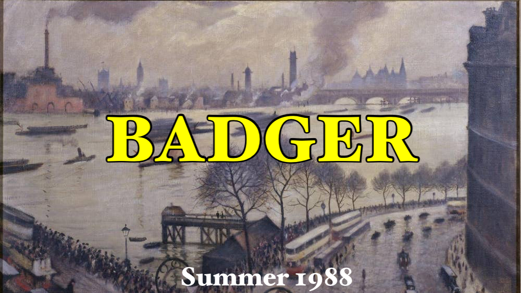 Badger (1988 film)