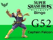 Captain Falcon SSBU Bingo