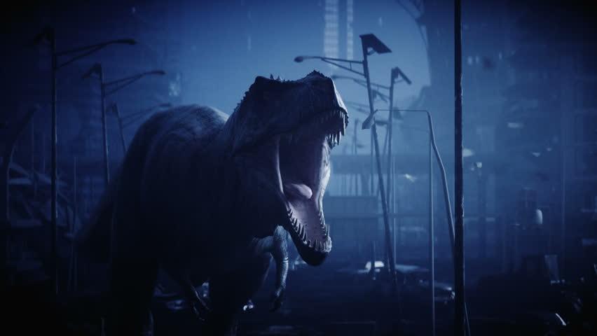 Rise of Neo Jurassic World