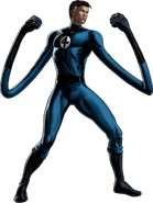 Reed Richards (Earth-12131) 001