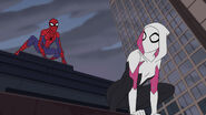 Spider-Man - 3x05 - Generations - Spider-Man and Ghost-Spider