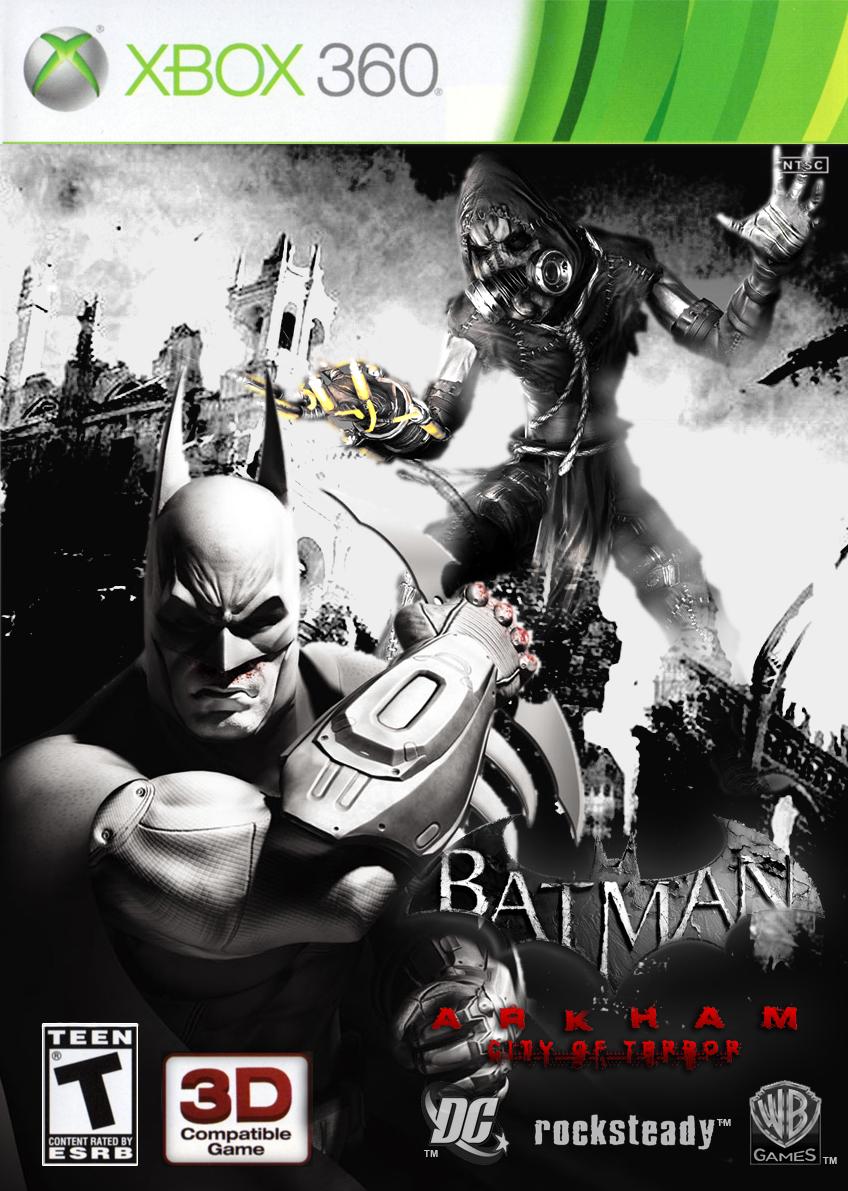 Batman: State of Arkham
