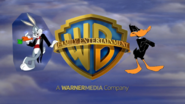 Warner Bros. Family Entertainment New logo (with Bugs Bunny and Daffy Duck)