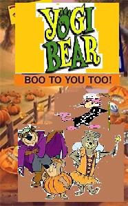 Boo To You, Yogi Bear