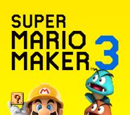 Super Mario Maker 3 Artwork 1