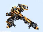 Bumblebee pose3 render 3kn