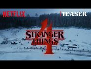 Stranger Things 4 - From Russia with love… - Netflix
