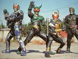 Masked Rider Solar