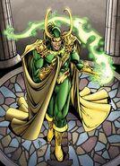 Loki Laufeyson Earth 616