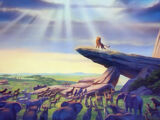 The Lion King: Return to Pride Rock