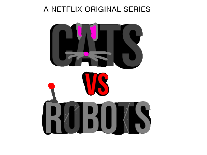 Cats vs. Robots