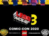The LEGO Movie 3: The Billion Brick Race