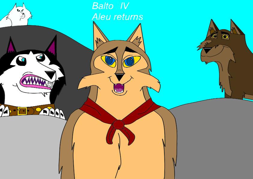 Balto lV: Aleu Returns