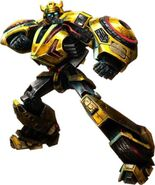 Bumblebee ( Character of Transformers la caída de Cybertron )