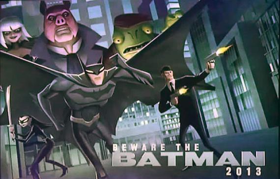 Beware The Batman (2013 Series)