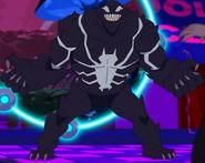 Max Modell (Earth-17628) & Venom (Klyntar) (Earth-17628) from Marvel's Spider-Man (animated series) Season 3 6 001