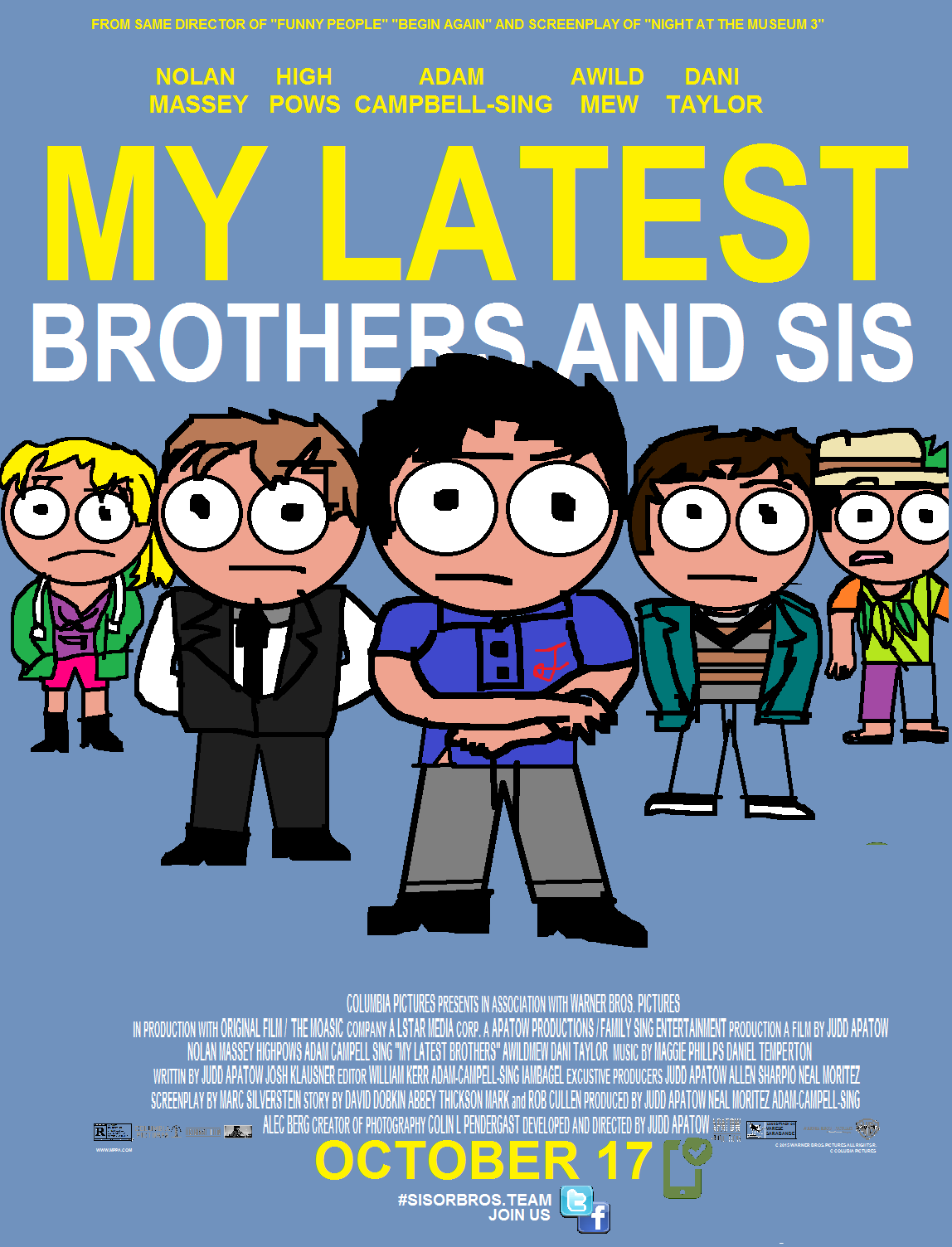 My Latest Brothers And Sis (2015 Film)