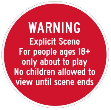 Avenue Q Warning Transcripts