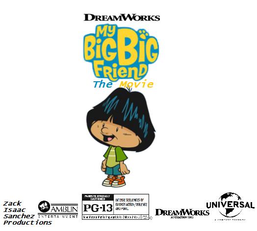 My Big Big Friend: The Movie