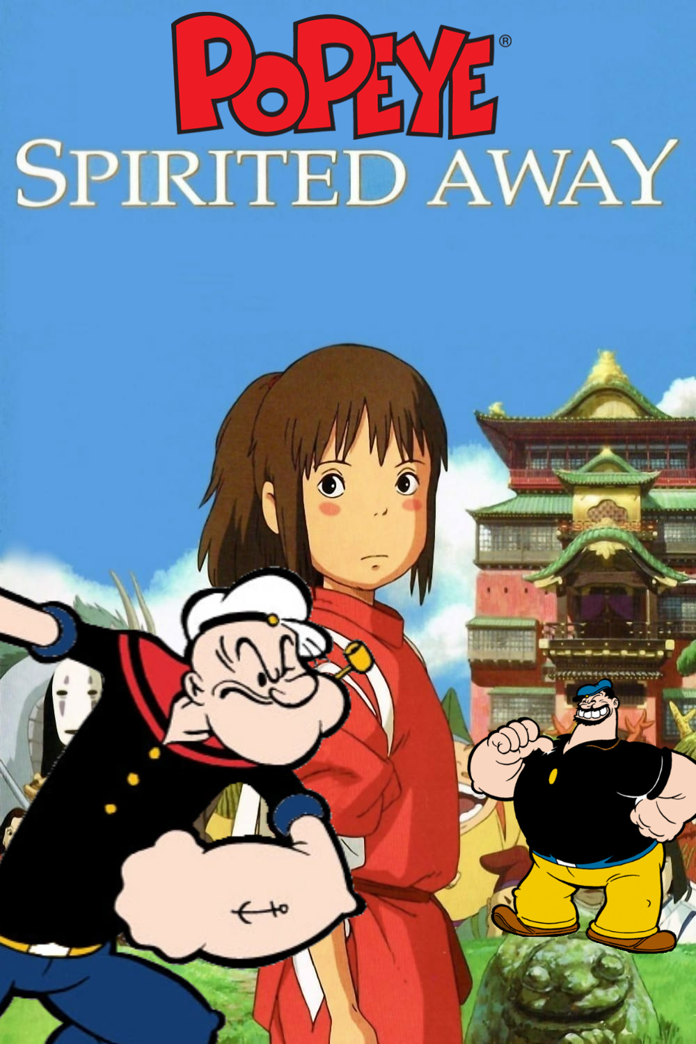Popeye: Spirited Away (2022)