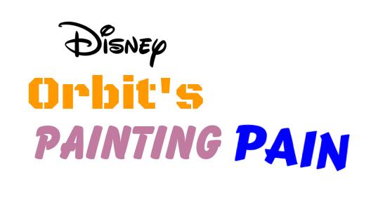 Orbit's Painting Pain
