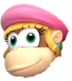 450px-Dixie Kong - Donkey Kong Country Tropical Freeze (3).png