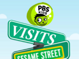 PBS Kids Visits Sesame Street