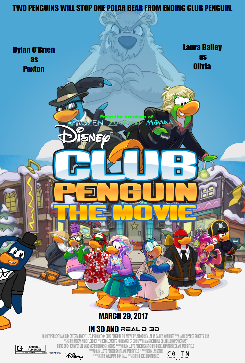 Club Penguin: The Movie