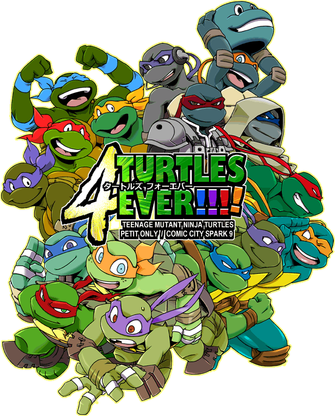 Turtles 4-Ever