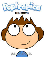 Poptropica- The Movie book cover