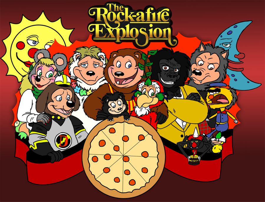 Rock Afire Explosion: The Series