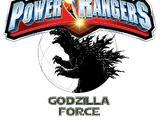 Power Rangers: Godzilla Force