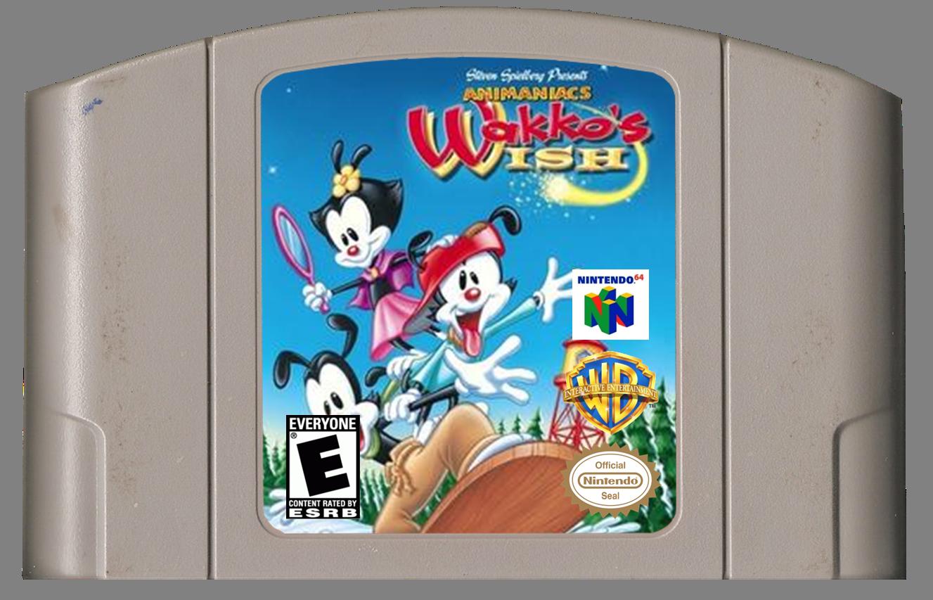 Animaniacs: Wakko's Wish (Video Game)