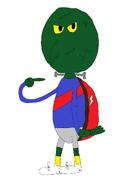 Zippy the Franken-turtle