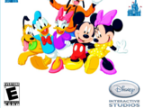 Disney's Disneyland Wii U