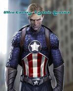 Ultra Captain America