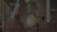 Scarecrow shadow