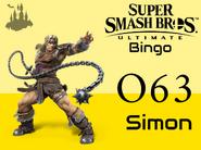 Simon SSBU Bingo