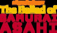 The Ballad of Samuari Asahi logo.png