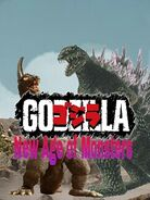 Godzilla new Age of Monsters poster