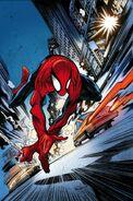 Peter Parker The Spectacular Spider-Man Vol 1 297 Harren Variant Textless